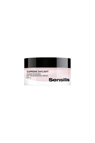 Sensilis SENSILIS Gündüz Kremi - Supreme Daylıght Cavıar Antıagıng Day Regeneratıng Cream 50 ml Renksiz